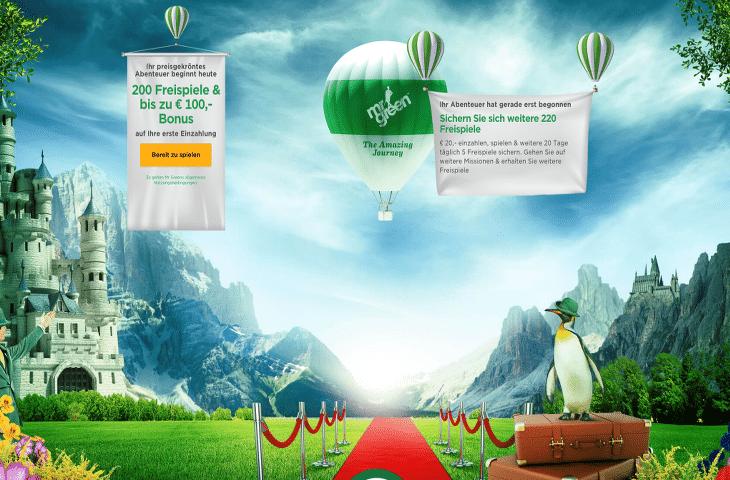 Mr_Green_Bonus_350_Euro_bis zu_420_Freispiele