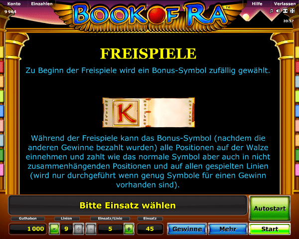 online casino bonuses book of ra gewinnchancen