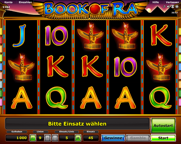 online casino book of ra spiel book of ra