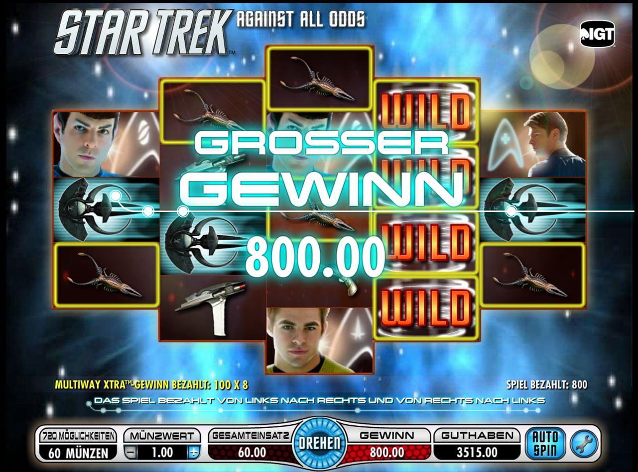 Star Trek Spielautomat