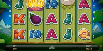 Wonky Wabbits Spielautomat