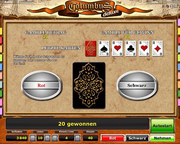 Novoline_Columbus_Deluxe_Gambling