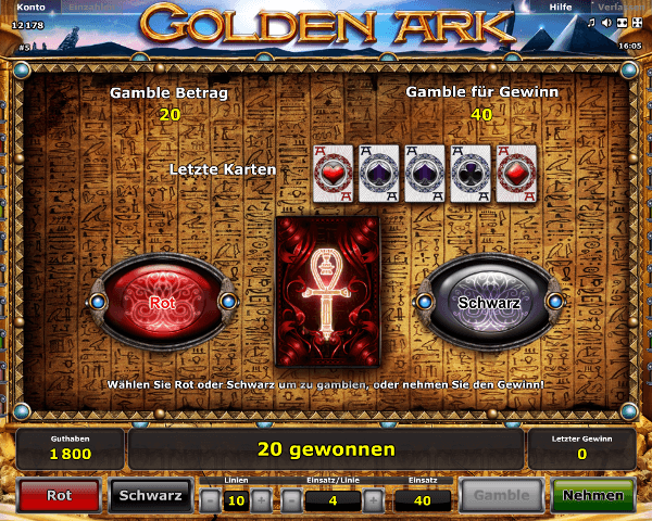 Novoline_Golden_Ark_Gambling