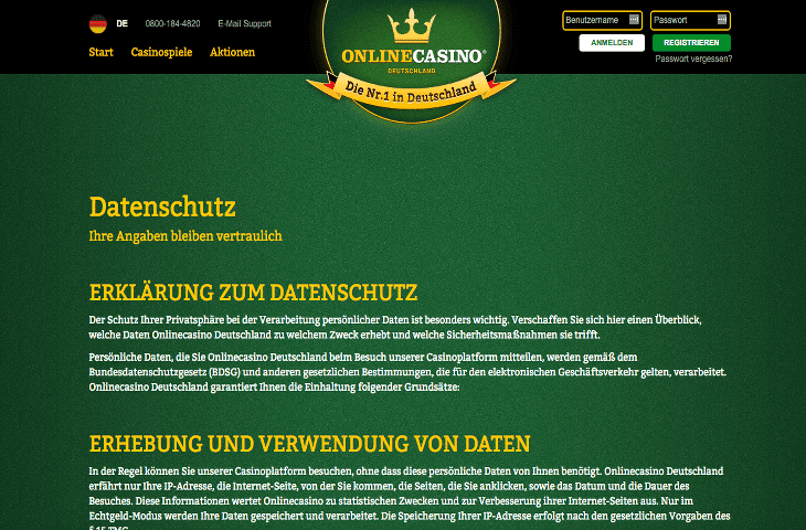 online casino reviewer onlinecasino deutschland