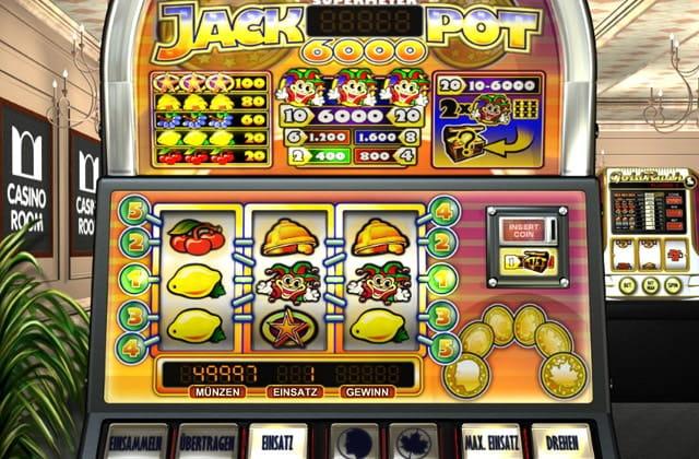 Jackpot 6000 slots - spil online video slotspil gratis