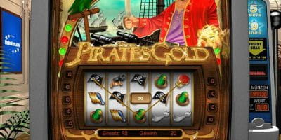 Pirates Gold Spielautomat