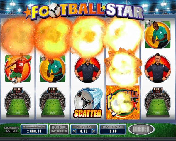 Football Star Spielautomat