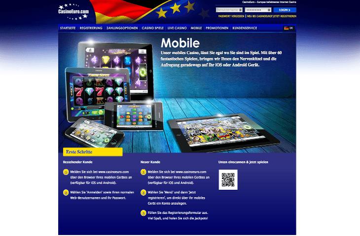 Casinoeuro_mobil