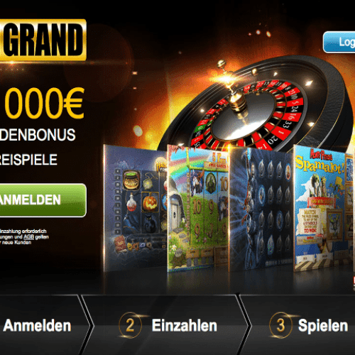 grand casino online online casino book of ra