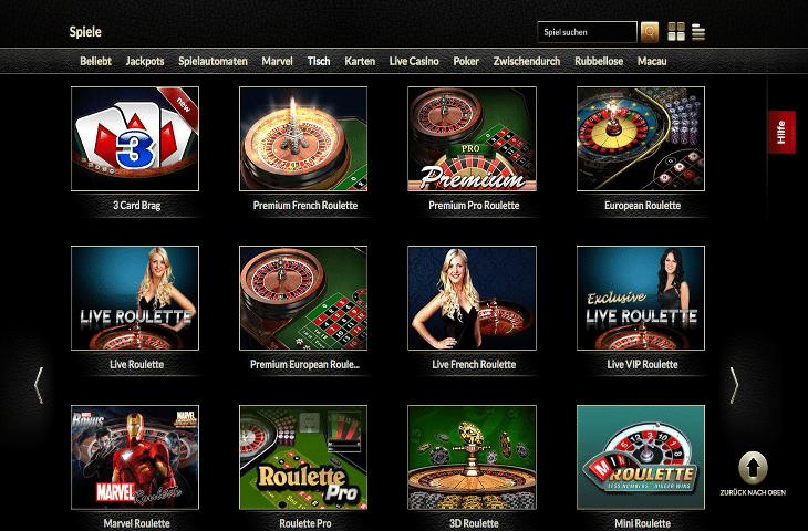 EuroGrand_Casino_Tischspiele