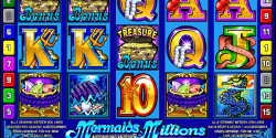 Mermaids Millions von Microgaming