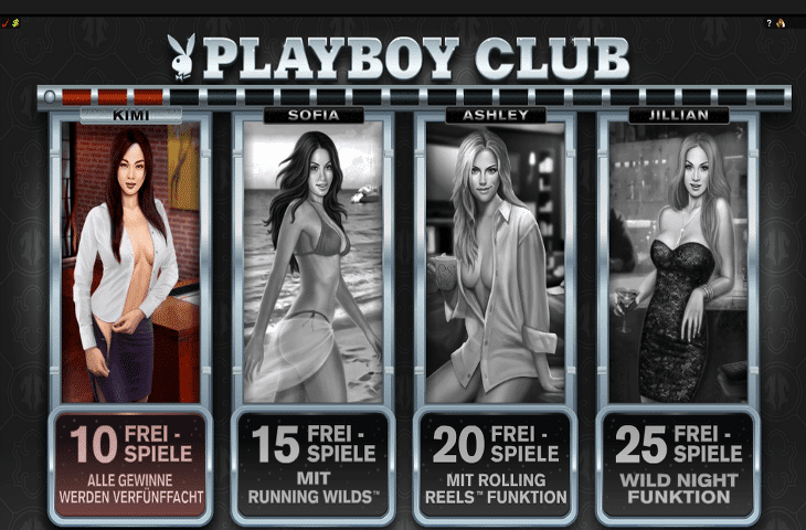Playboy Freispiele