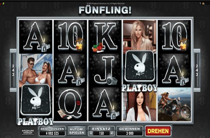 Playboy Spielautomat