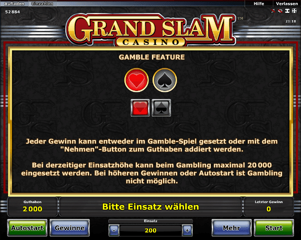 Novoline_Grand_Slam_Casino_Gamble_Feature