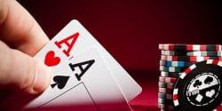 Spiel mit gezinkten Karten
