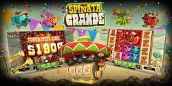 Spinata Grande Videoslot im Betfair Casino