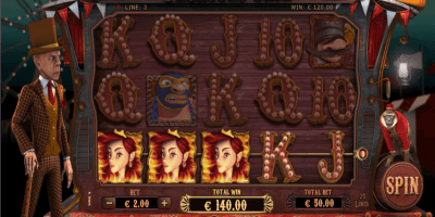 Treasure Fair mit Jackpot