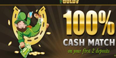 Mehr Glück im Lucky Gold Casino