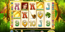Der Spielautomat Irish Eyes 2 im Mr.Green Casino