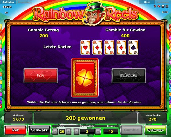 Rainbow Reels Gambling
