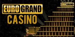 Zwei Boni für neue Spieler im Eurogrand Casino