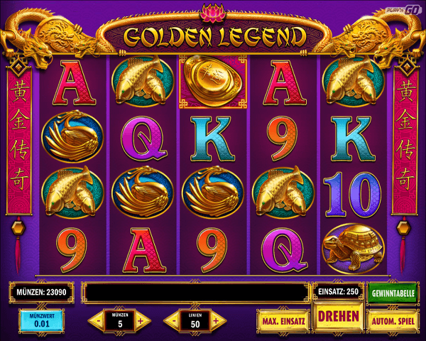 Play'n_Go_Golden_Legend_Spielautomat