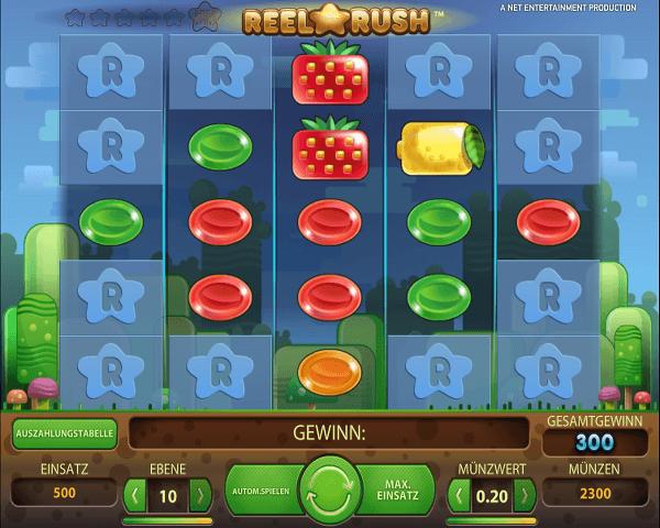 Reel Rush Spielautomat