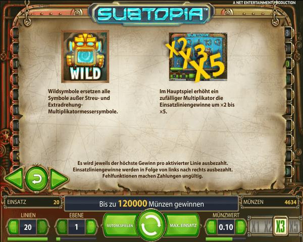 Subtopia Wild Symbol