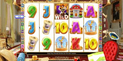 Der clevere Spielautomat