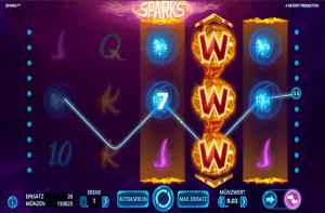 Spielautomat_Sparks_von_Net_Entertainment