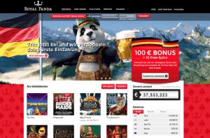 Royal_Panda_Casino_Strtbildschirm