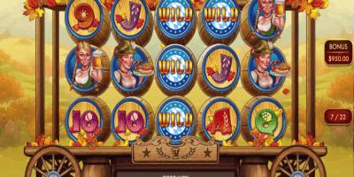 Der neue Bier Fest-Slot von Genesis Gaming ist da