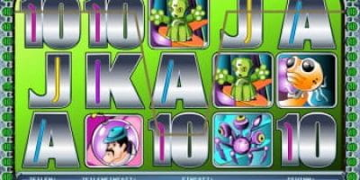 Alien Hunter Spielautomat im Spinpalace Casino