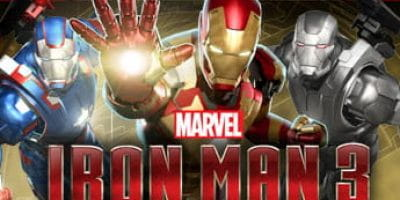 Iron Man 3 Videoslot im Spinpalace Casino