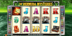 Der Spielautomat The Bermuda Mysteries im InterCasino