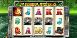 Der Spielautomat The Bermuda Mysteries im InterCasino