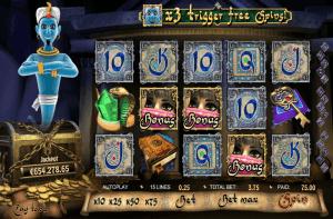 888casino_Millionaire_Genie_Spielautomat