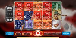 Der Spielautomat KGB Bears im InterCasino
