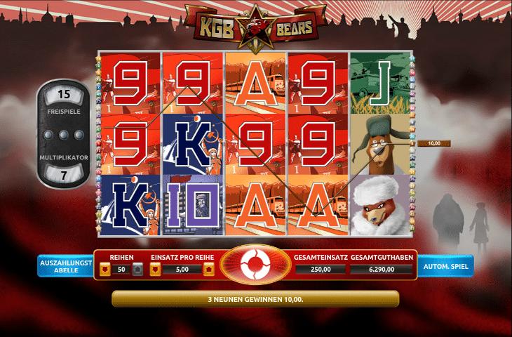 Der_Spielautomat_KGB_Bears_von_Leander_Games