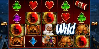 Der Spielautomat Secret Santa im Mr Green Casino