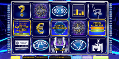Who Wants to be a Millionaire von Playtech