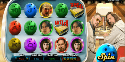 Der The Big Lebowski-Slot im 888 Casino