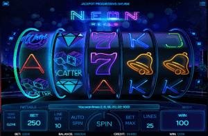 Der_Video_Slot_Neon_Reels_von_iSoftBet