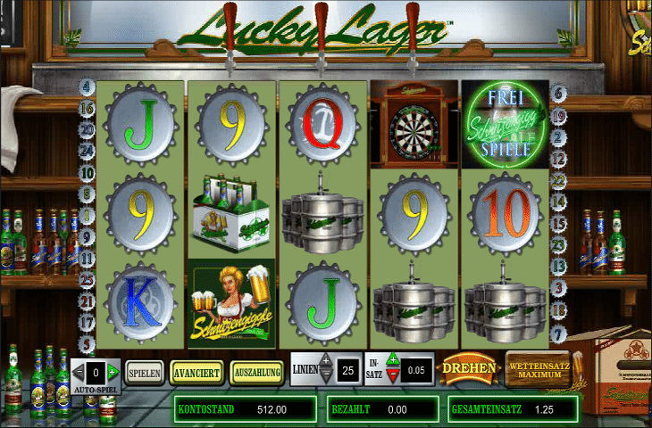 Der_spielautomat_Lucky_Lager_von_CyptoLogic