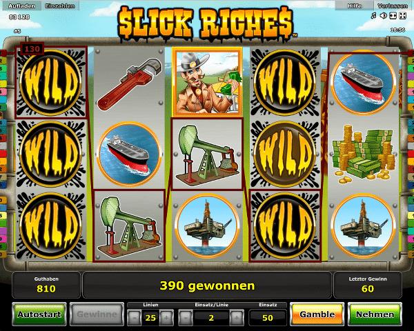 Novoline_Slick_Riches_Spielautomat