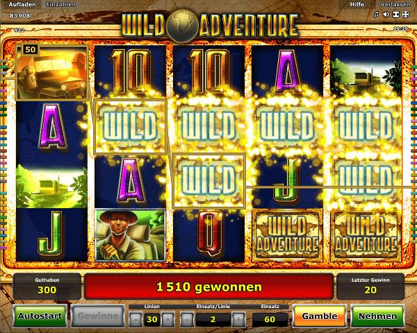Novoline_Wild_Adventure_Spielautomat