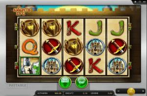 Merkur_Knight_Life_Spielautomat