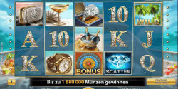 Der Video-Slot Mega Fortune Dreams im CasinoEuro