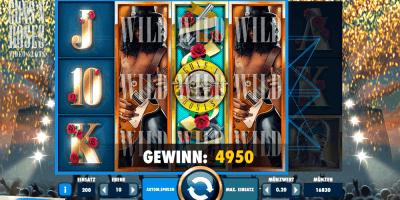 Guns N'Roses Spielautomat