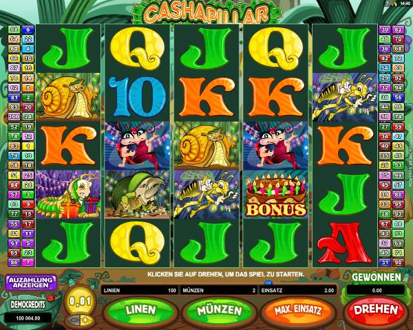 Microgaming_Cashapillar_Spielautomat